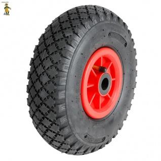 Ersatzreifen für Sackkarre Schubkarre Baukarre Bollerwagen Ersatzrad Reifen Rad - Vorschau 1