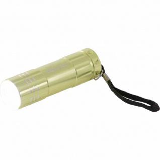 LED Taschenlampe mit 9 LED's Arbeitsleuchte Leuchte Lampe Taschenlampe Stablampe