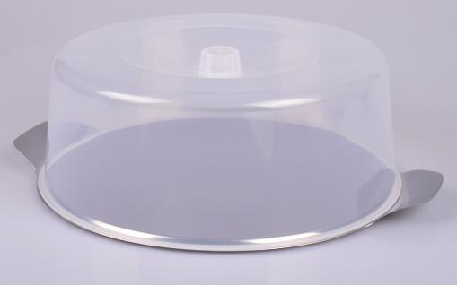 chg Tortenplatte mit Haube 14021-07 Tortenpl. M. 30cm