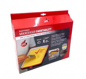 Easymaxx Farbtablett Farbwanne Malerwanne Malerset Anstreich-Tablett Tropfschutz