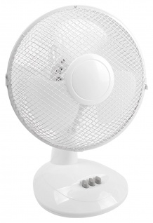 Tischventilator 33, 5cm Lüfter Ventilator Kühlung Gebläse Windmaschine Klimagerät