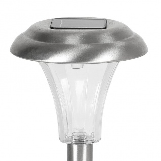 Edelstahl-Solarlampen 3er-Set - Vorschau 3