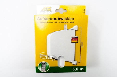 AUFSCHRAUBWICKL. Aufschraubwickler 50503 Mini-ws-schwenk50503