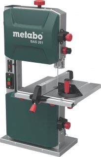 "metabo 400-Watt-Bandsäge ,, BAS 261 Precision"" 619008000 Bandsäge Bas Pr"