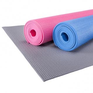 Yoga Matte Gymnastikmatte Yogamatte Bodenmatte Fitnessmatte Campingmatte