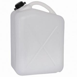 Wasserkanister 20l + Deckel Kanister Trinkflasche Trinkwasser Wasser Camping TOP
