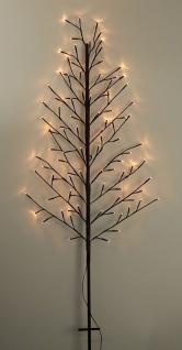 LED Lichterbaum 150cm Weihnachtsbaum Dekobaum Gartendeko Weihnachtsdeko warmweiß