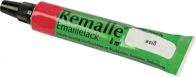 TUBE Emaillelack 1094 8 Ml Weiss