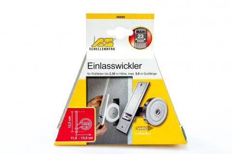 """EINLASSWICKLER ,, Maxi"""" 50000 Maxi 5mtr/13, 5"""