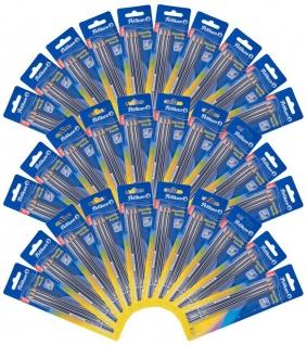 Pelikan Bleistifte 30x 3er Pack Härtegrad F Schulstifte Zeichenstifte Malstifte