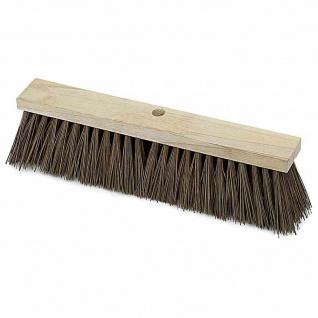 Straßenbesen Bahia 40cm Sattelholz Saalbesen Besen Kehrbesen Putzgerät Reinigung