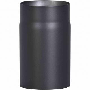 Ofenrohr 150mm FALØ150mm schwarz Rauchrohr Abgasrohr Kaminrohr Ofen Öfen Kamine