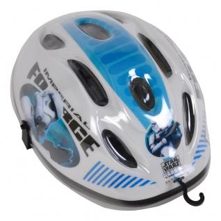 Kinder Fahrradhelm Frozen Star Wars Walt Disney Kopfschutz Bike Rad Skater - Vorschau 4