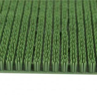 Grasmatte Tropic 40x60cm grün Fußmatte Schmutzfangmatte Fußmatte Fußabtreter NEU