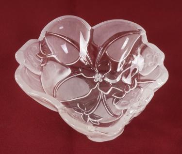 """Walther Glas """" Fancy"""" Erdbeerschale 18 cm"""