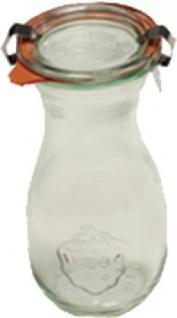 WECK Saftflaschen 763 Saftflasche 0.25 4er-tr. 4t-763