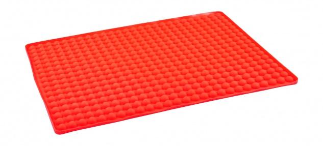 Silikon-Dauerbackmatte Backunterlage Backpapier Teigmatte Backmatte Backblech
