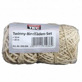 Twinny-Bindfäden 10/30m 2er-Pack
