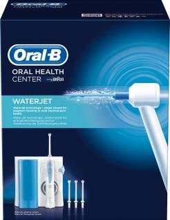 """BRAUN Munddusche ,, Oral-B WaterJet"""" 139652 Mundduscheprofcare"""