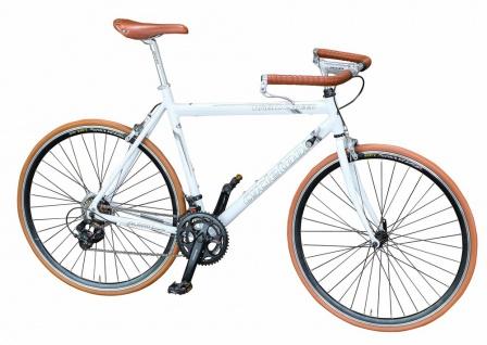 Cycletool 28 Zoll Speedbike Shimano 14 Gang Urban Bike RH 56 cm - O10