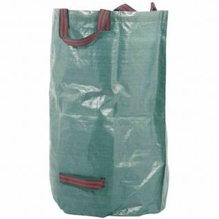 Gartensack 120 l Springöffnung 150 gr PP-Gewebe, in Farbkarton verpackt