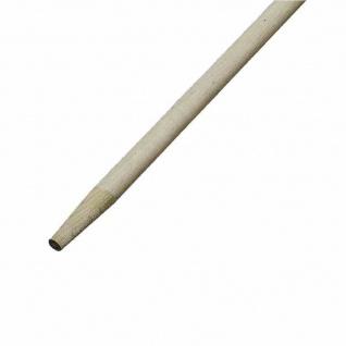Gerätestiel roh, Maße: 1300x24mm