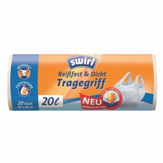 Tragegriff-Müllbeutel 20 l
