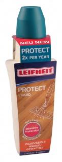 LEIFHEIT Protect Parkett-Pflegemittel geölt gewachst Fußbodenreiniger Reinigung