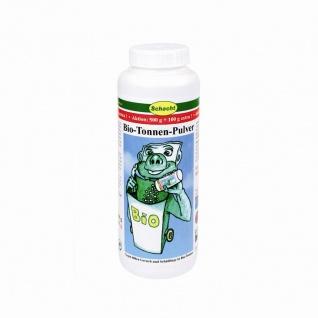 Biotonnen-Pulver 600gr für 700 Liter Biomüll