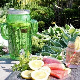 Getränkespender Kaktus 3, 6L Getränkeportionierer Dispenser Cocktail Gartenparty