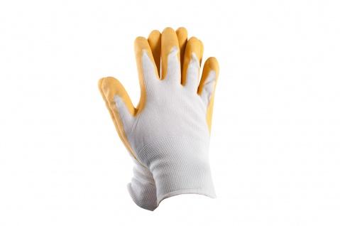 ADW Gartenhandschuhe Arbeitshandschuhe Montagehandschuhe Gr.10 Schutzhandschuhe - Vorschau 3