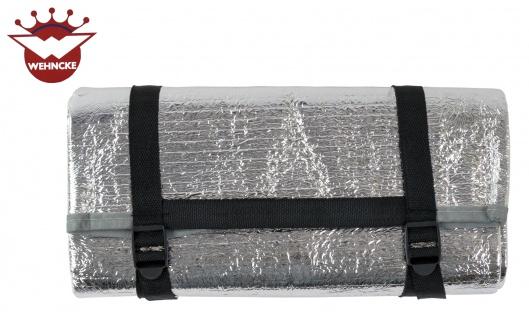 Alu-Liegematte Isomatte Campingmatte Trampermatte Thermomatte Schutzunterlage