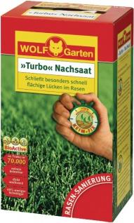 Wolf WOLF Garten Turbo-Nachsaat 3826010 Nachsaat- Rasen 10qm Lr10