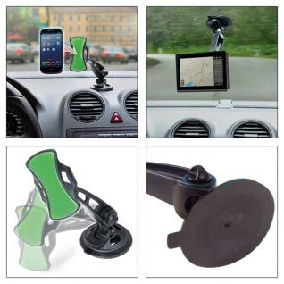 Auto-Handyhalterung 360° Smartphonehalter Handy Smartphone Navi Halterung KFZ