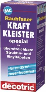 "decotric Kraftkleister ,, spezial"" 20402001 Mc 200g 048"