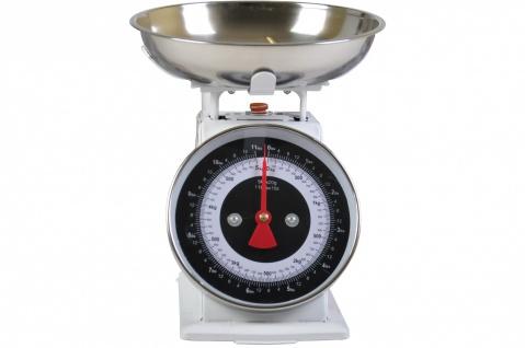 Nostalgie Küchenwaage bis 5 kg - Vorschau 5