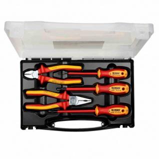 Brüder Mannesmann 7-teiliges Schraubendreher-Set Schraubenzieher Werkzeug 11115
