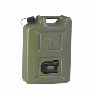 Profi-Kraftstoffkanister 20 L nato-oliv, UN-Zulassung