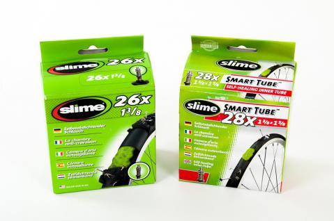 Slime Selbstabdichtender Fahrradschlauch div. Größen