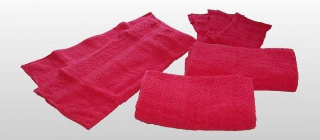 BIG Pack Handtuchset 7tlg. Frottee in diversen Farben - Vorschau 1