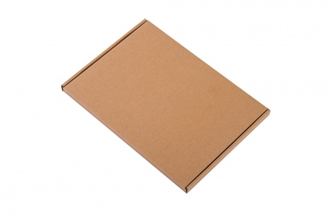 Wellpapp-Faltkarton Großbrief Verpackung Faltpappe Pappkarton Großbrief Versand