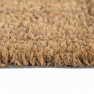 Kokosmatte Coco Standard 40x60cm Fußmatte Schmutzfangmatte Fußmatte Fußabtreter