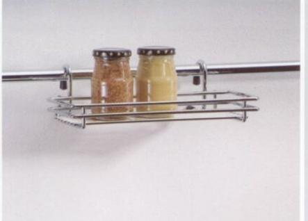 Wesco Relingsystem 16 mm Küchenreling - Vorschau 5
