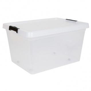 Box-One 145L Aufbewahrungsbox Rollbox Spielzeugbox Ordnungsbox Utensilien Kiste