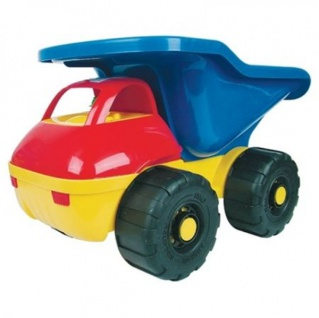 Kipplader 41cm LKW Baufahrzeug Spielzeugauto Sandkastenspielzeug Lastwagen