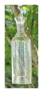 Glas-Wespenfalle Höhe 45, 5cm Insektenschutz