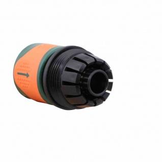 Schlauchstück mit Schlauchschutz 16-19mm
