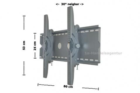 Wandhalterung TVY-30 Monitor TV Fernseher Plasma TFT LCD Wand Halterung Halter