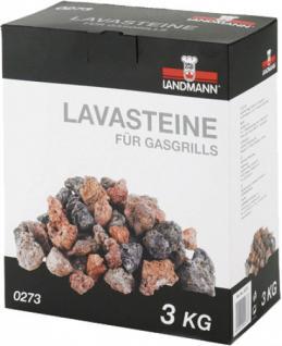 LAVASTEINE Ersatz-Lavasteine 0273 3 Kg Ersatzpackung