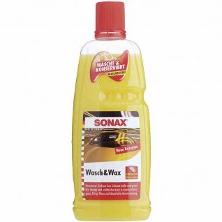 Wasch & Wax 1 L PET-Flasche